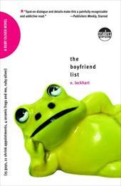 The Boyfriend List 1161537