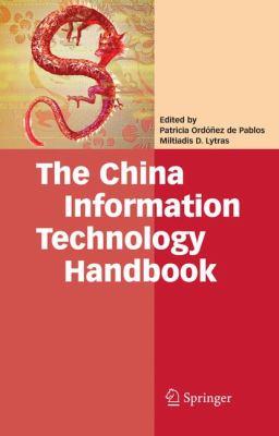 The China Information Technology Handbook 9780387777429