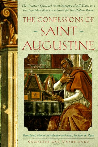 The Confessions of Saint Augustine 9780385029551