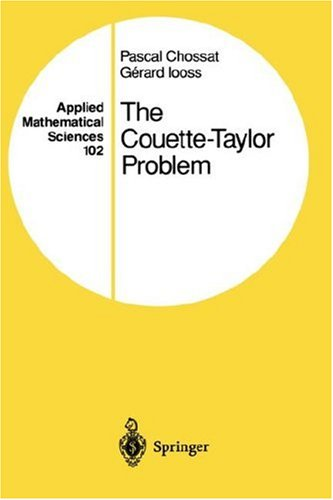 The Couette-Taylor Problem 9780387941547