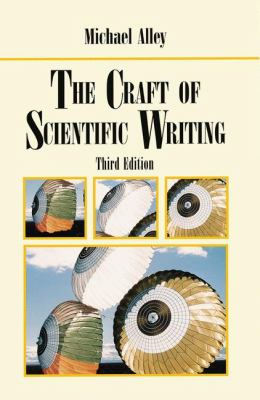 The Craft of Scientific Writing 9780387947662