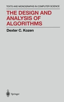 The Design and Analysis of Algorithms 9780387976877