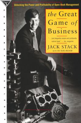 The Great Game of Business 9780385475259