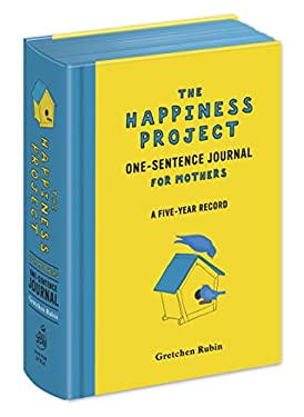 The Happiness Project One-Sentence Journal for Mothers 9780385348652