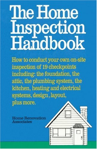 The Home Inspection Handbook 9780385231947