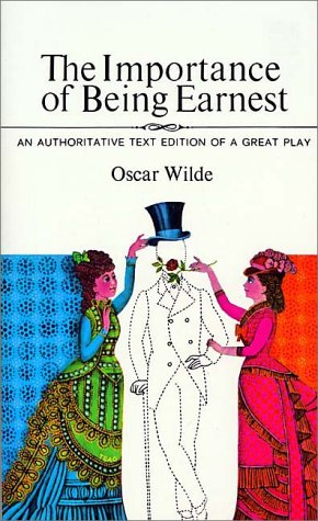 The Importance of Being Earnest 9780380012770