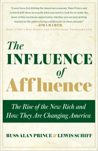 The Influence of Affluence: How the New Rich Are Changing America 9780385519281