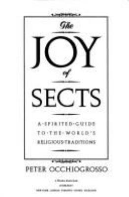 The Joy of Sects 9780385425643