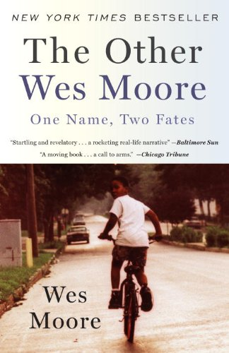 The Other Wes Moore: One Name, Two Fates 9780385528207