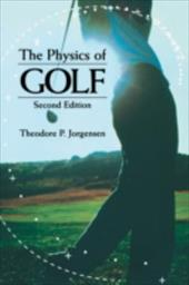 The Physics of Golf 1188820