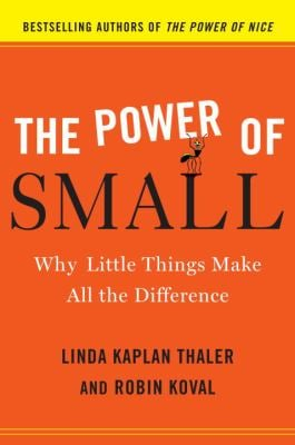 The Power of Small: Why Little Things Make All the Difference 9780385526555