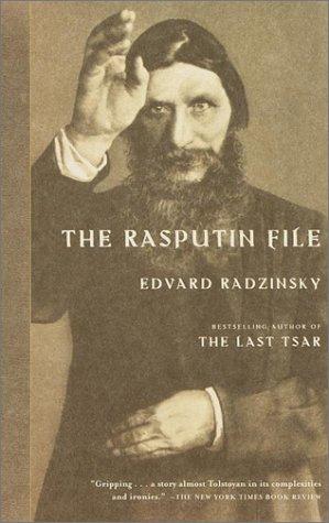 The Rasputin File 9780385489102