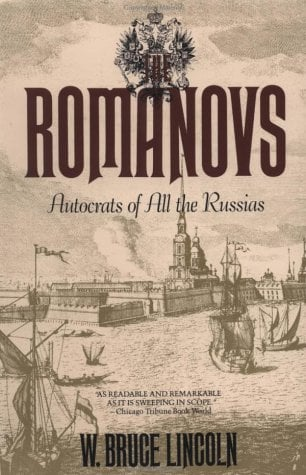The Romanovs: Autocrats of All the Russians 9780385279086