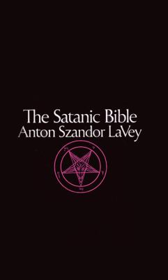 The Satanic Bible 9780380015399