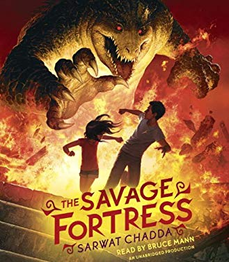 The Savage Fortress 9780385363785