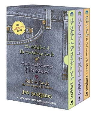 The Sisterhood of the Traveling Pants--3-Book Boxed Set [With Magnets] 9780385734240