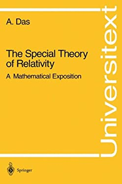 The Special Theory of Relativity 9780387940427