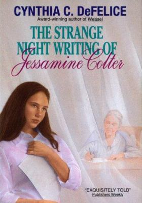 The Strange Night Writing of Jessamine Colter 9780380726639