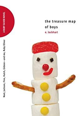 The Treasure Map of Boys: Noel, Jackson, Finn, Hutch, Gideon--And Me, Ruby Oliver