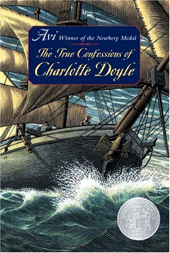 The True Confessions of Charlotte Doyle 9780380728855