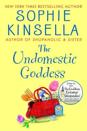 The Undomestic Goddess 9780385338684