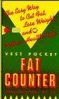 The Vest Pocket Fat Counter 9780385422949