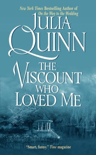 The Viscount Who Loved Me 9780380815579