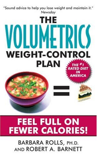 The Volumetrics Weight-Control Plan 9780380821174