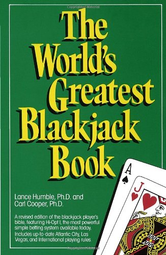 The World Greatest Blackjack Book 9780385153829