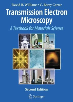 Transmission Electron Microscopy: A Textbook for Materials Science 9780387765006