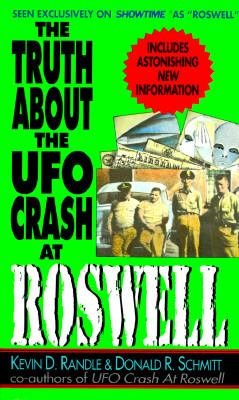 Truth about UFO Crash Ro 9780380778034