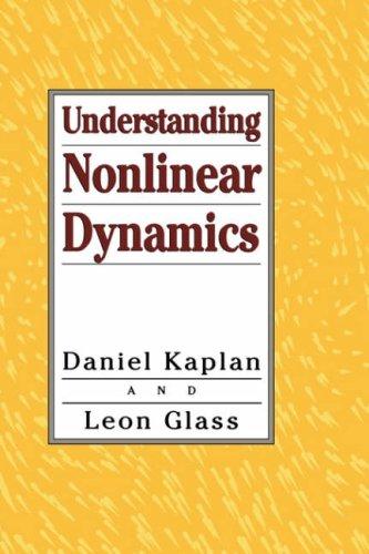 Understanding Nonlinear Dynamics 9780387944234