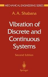 Vibration of Discrete and Continuous Systems 1185543