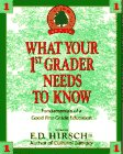 What Your First Grader Needs to Know 9780385411158