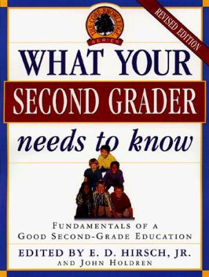 What Your Second Grader Needs to Know 9780385481205