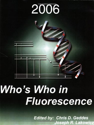 Who's Who in Fluorescence 9780387294049