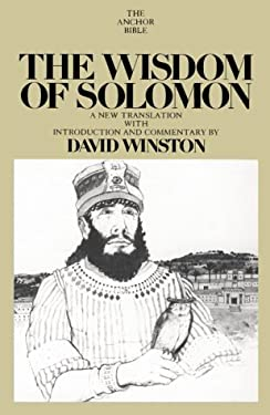Wisdom of Solomon 9780385016445