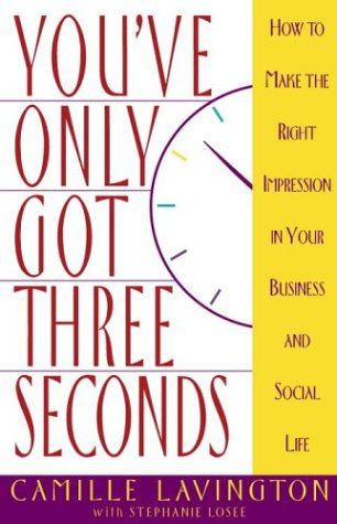 You've Got Only Three Seconds - Lavington, Camille / Losee, Stephanie / Lanngton, Camille