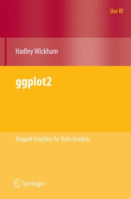 ggplot2: Elegant Graphics for Data Analysis 9780387981406