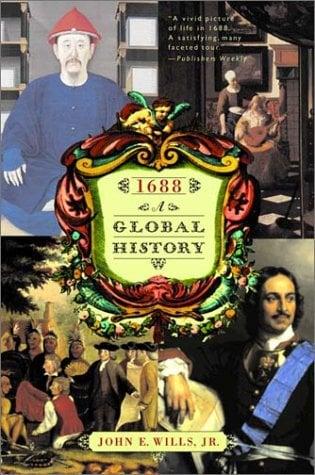 1688: A Global History 9780393322781