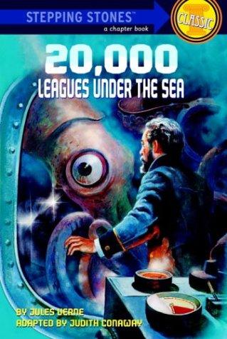 20,000 Leagues Under the Sea 9780394853338