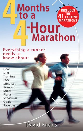 4 Months to a 4 Hour Marathon 9780399532597