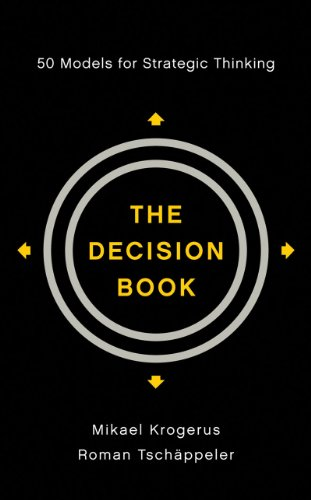The Decision Book: Fifty Models for Strategic Thinking 9780393079616