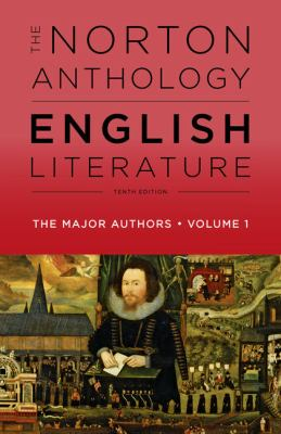 The Norton Anthology of English Literature, The Major Authors (Tenth Edition)  (Vol. 1) - 10th Edition