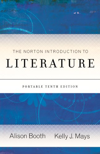 The Norton Introduction to Literature 9780393911640