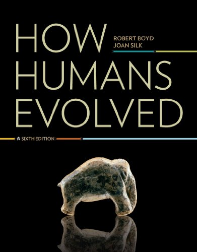 How Humans Evolved 9780393912272