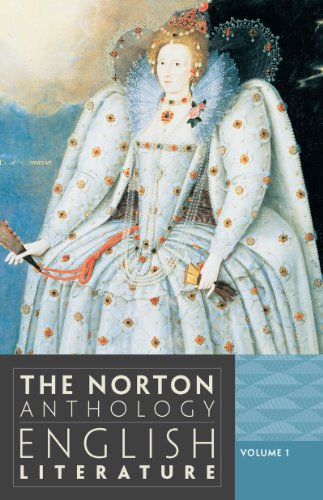 The Norton Anthology of English Literature - 9th Edition