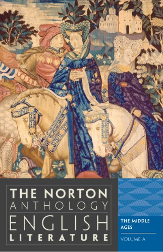 The Norton Anthology of English Literature 9780393912494