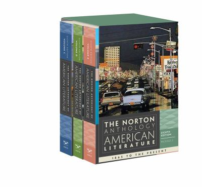 The Norton Anthology of American Literature 9780393913101