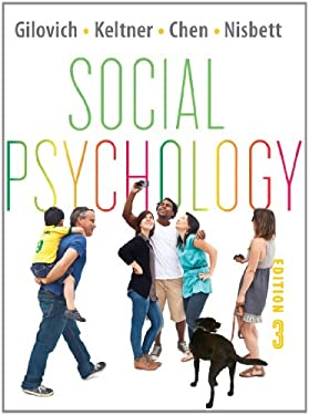 Social Psychology 9780393913231